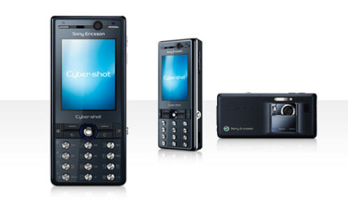 Sony Ericsson K810i - 2007, the early beginning of the distant end