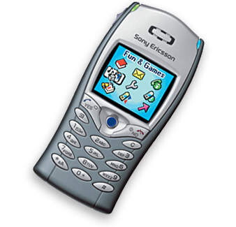 Sony Ericsson T68i - 2002, colors to the people