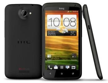 The quad-core HTC One X