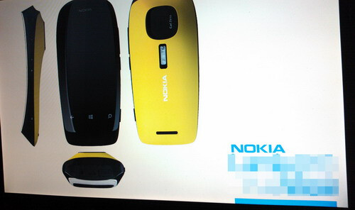 Nokia Windows Phone with 41MP PureView camera render leaks, flaunting high-end specs