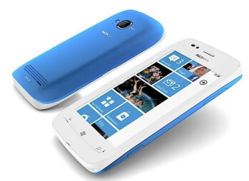 The Nokia Lumia 710
