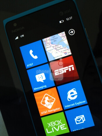 Some Nokia Lumia 900 units are having troubles connecting to the network