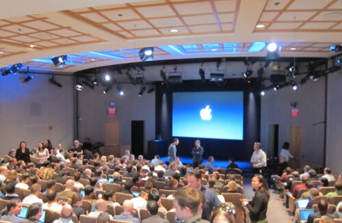Apple Town Hall