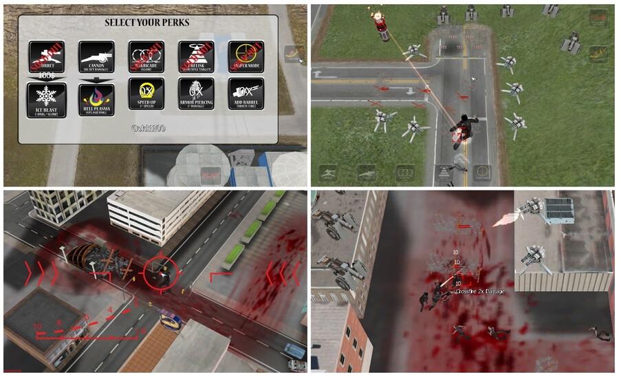 Zombie Defence