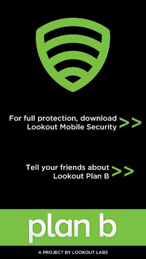 Lookout's Plan B helps you find your missing smartphone using your Gmail account