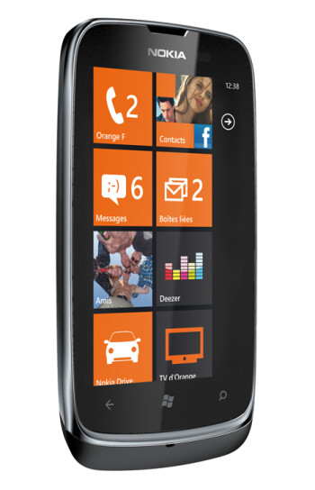 Nokia Lumia 610 NFC is now official