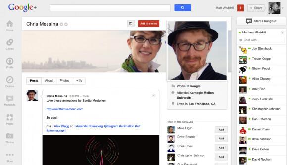 Google Plus undergoes huge redesign