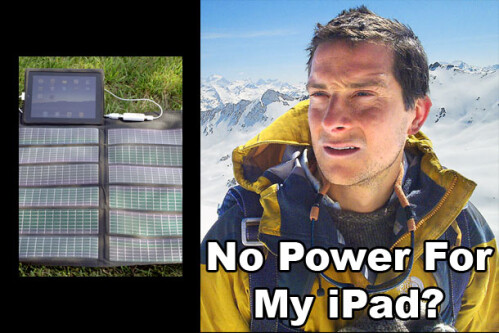 10 Watt Folding Solar Panel