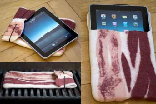 iPad Bacon Case / Sleeve