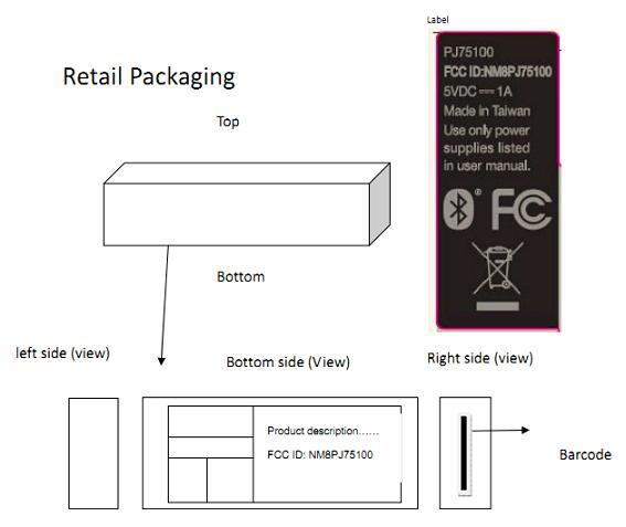 """On the left, images from the FCC documentation for the HTC EVO 4G LTE (R) for Sprint - HTC EVO 4G LTE says """"Hi"""" to the FCC"""