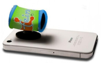 Give your Apple iPhone The Feinger