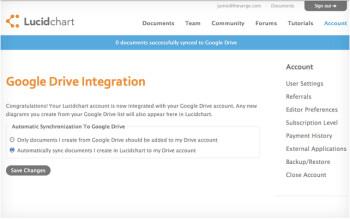 New details leaked on Google Drive integration