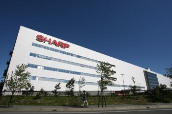 Sharp's IGZO factory in Kameyama