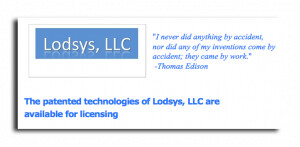 Lodsys licenses patents and defends them in court