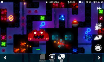 3 days after the announcement, Radiant Defense hits the Google Play Store