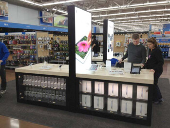 Walmart gets a touch of class with Apple's store-within-a-store