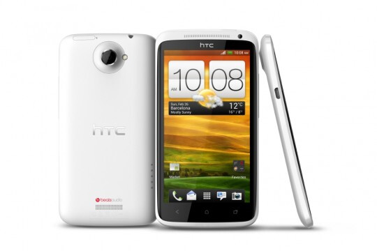 High-end HTC One X - HTC shares drop amid announcement of new CFO and Samsung Galaxy S III intro date