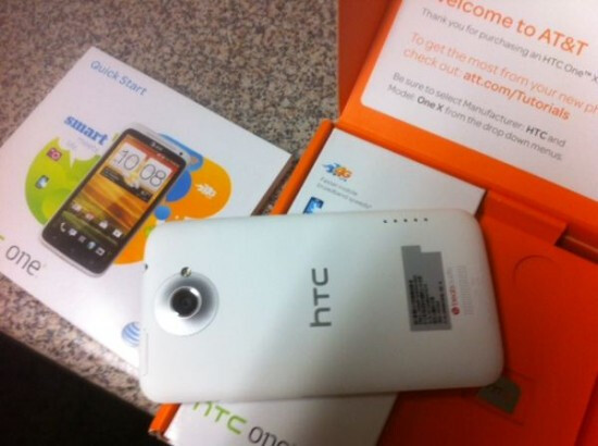 The HTC One X was offered on Craigslist for $675 - HTC One X for AT&T listed earlier on Craigslist for $675; device now taken down