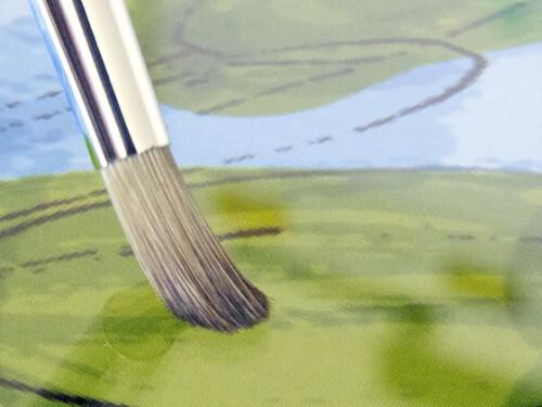 Sensu Brush