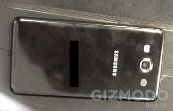 Gizmodo Brazil calls this the Samsung Galaxy S III