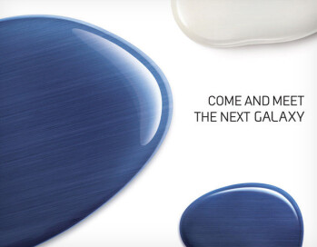 Invitation to the May 3rd event that could launch the Samsung Galaxy S III