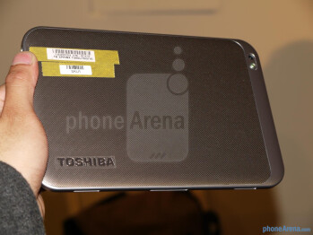 Toshiba Excite 7.7 hands-on
