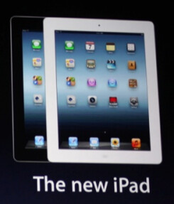 The new Apple iPad has yet to launch in China