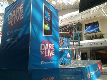 Dare to Live challenges Windows Phones against other platforms