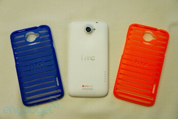 HTC brings jazzy, colorful official One X cases