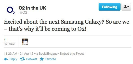 Samsung Galaxy S3 preorders shoot to the Amazon Germany top, O2 and Vodafone confirm they'll carry it