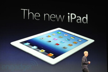 The new iPad has yet to launch in China