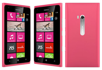 Nokia Lumia 900 in magenta is poised for a May release through Finnish retailer Gigantti