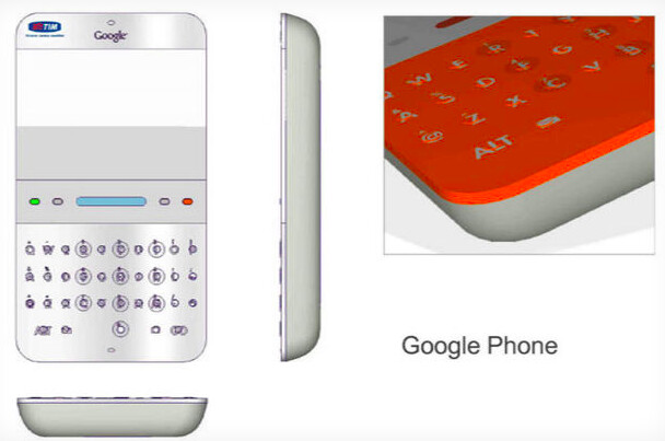 "Oracle shows off designs of a 2006 ""Google Phone"" in court"