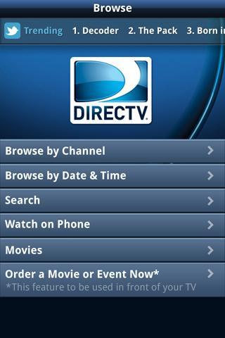 Directv Iphone App Not Working