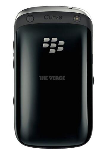 BlackBerry Curve 9320 press shots surface