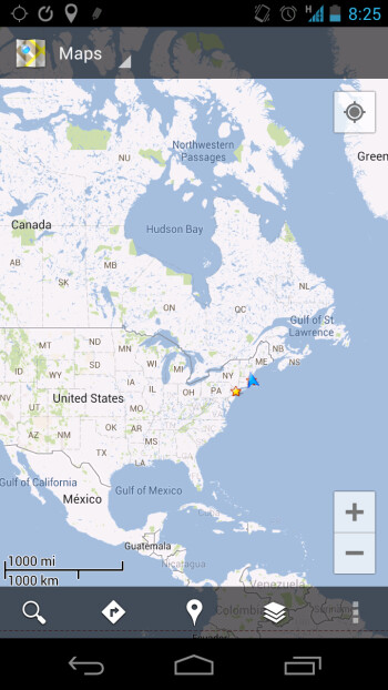 Labs features graduate to settings in Google Maps update