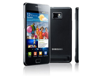 The Samsung Galaxy S II helped propel Samsung to the top