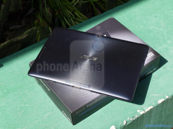 Asus Transformer Pad 300 unboxing