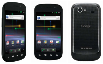 The Google Nexus S became the flagship Android 2.3 model