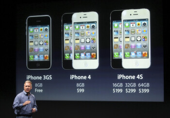 Introducing the Apple iPhone 4S