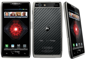 The Motorola DROID RAZR MAXX consistently scored the best battery life