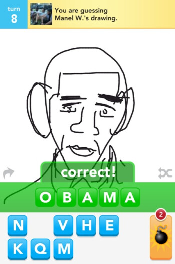 Draw Something is the hottest mobile game