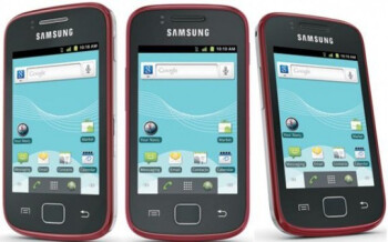The Android powered Samsung Repp