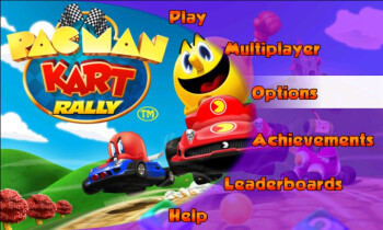 Pac-Man Kart Rally is set to offer local wireless multiplayer action to Windows Phones