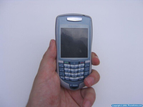 BlackBerry 7100t/7105t