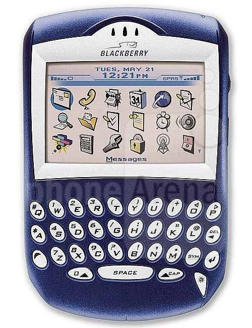 BlackBerry 7210/7230