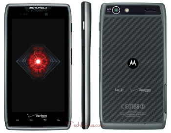 The long lasting Motorola DROID RAZR MAXX
