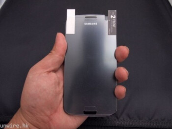 The USG screen protector was made just for the Samsung Galaxy S III and is larger than the 4.3 inch screen on the Samung Galaxy S II (R)