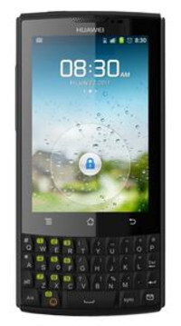 Huawei M660 portrait QWERTY Android seems like it's bound for MetroPCS