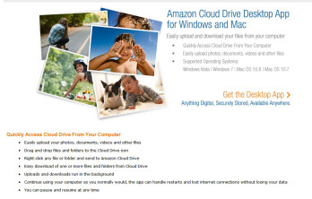 Does Amazon's new cloud storage service hints at bigger role in the battle over mobile ecosystems?